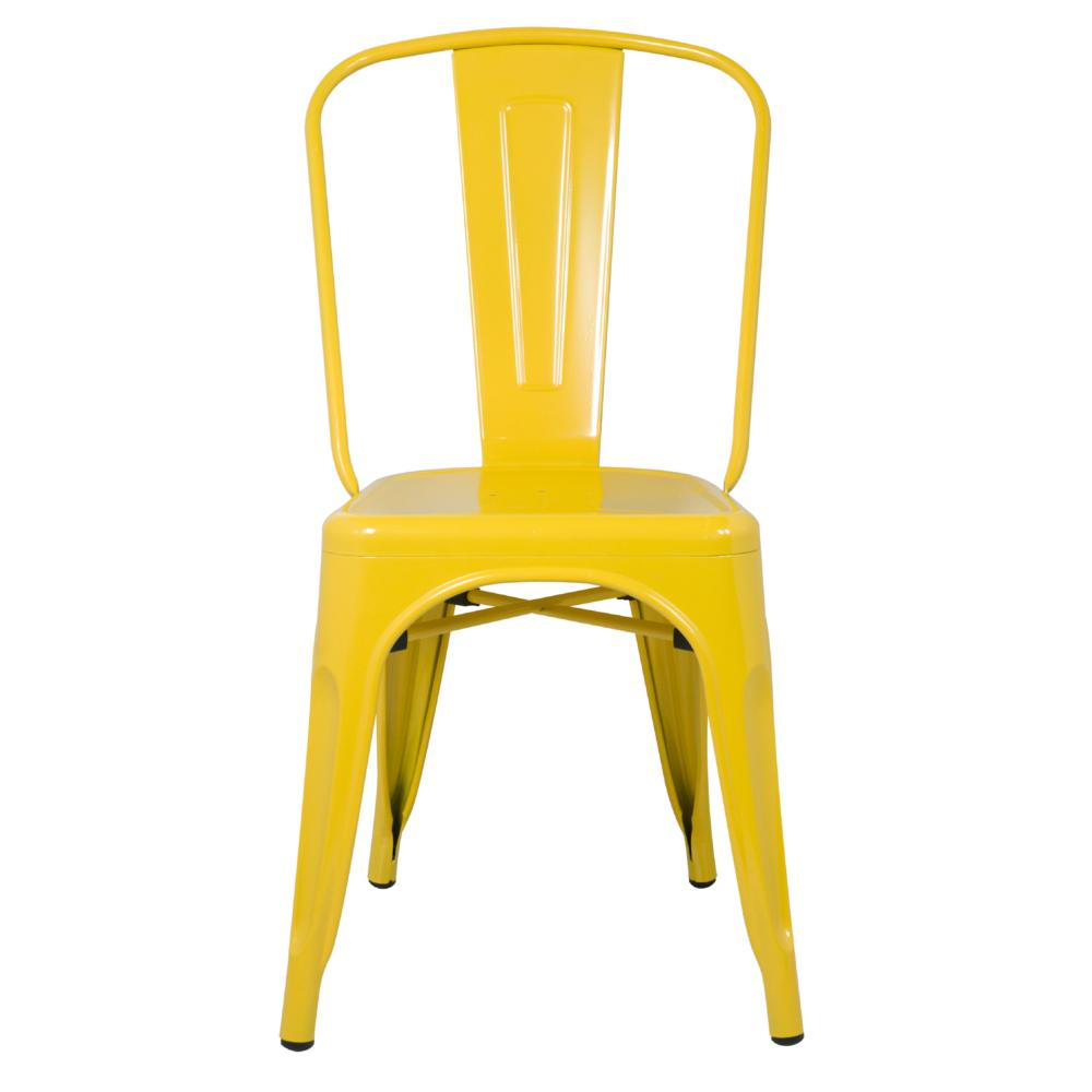 Famous Chair Yellow Talix Dining Chair