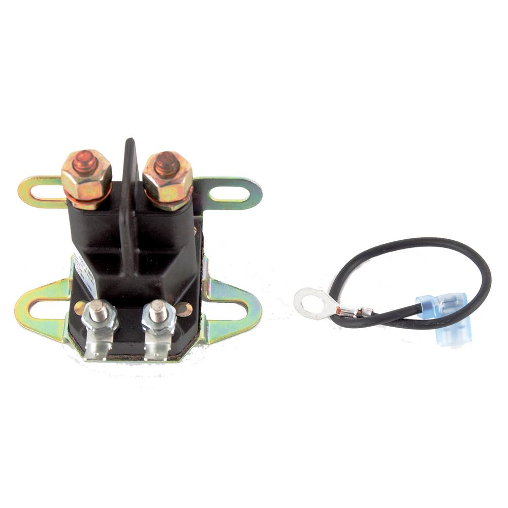 medium resolution of 12 volt universal lawn tractor solenoid