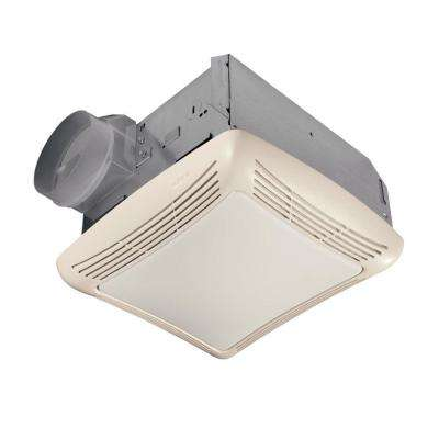 bathroom fan with timer wiring diagram refrigerator compressor nutone bath fans exhaust the home depot 50 cfm ceiling light