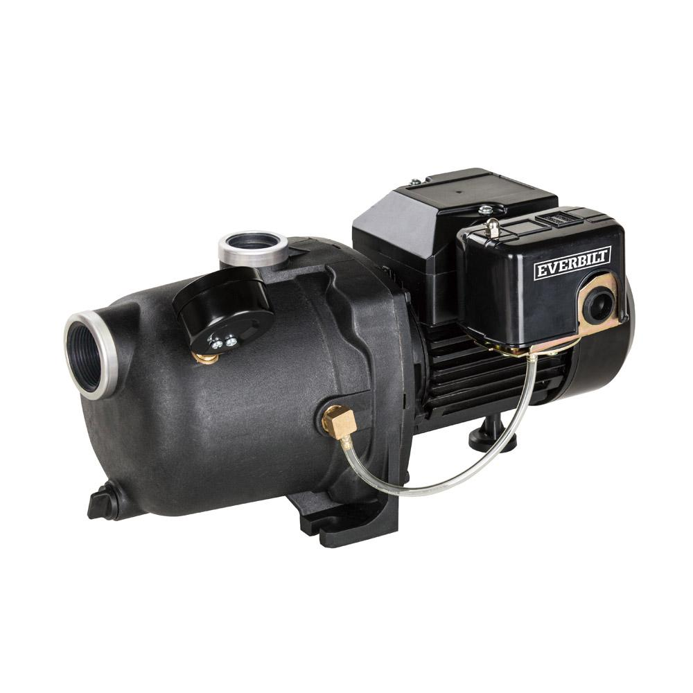 well pump not priming 1991 toyota pickup wiring diagram everbilt 3 4 hp shallow jet j200a3 the home depot