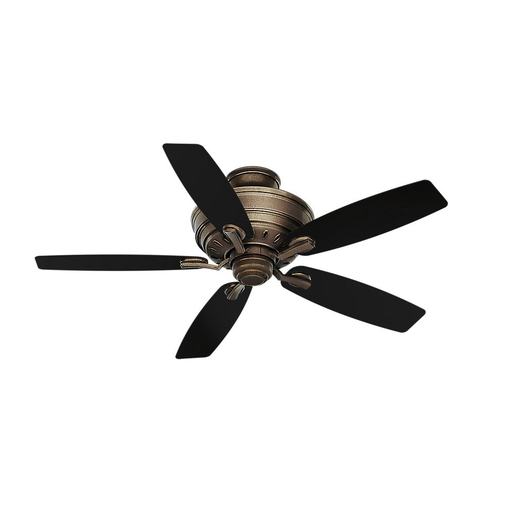 Casablanca Adelaide 52 in. Indoor Aged Bronze Ceiling Fan