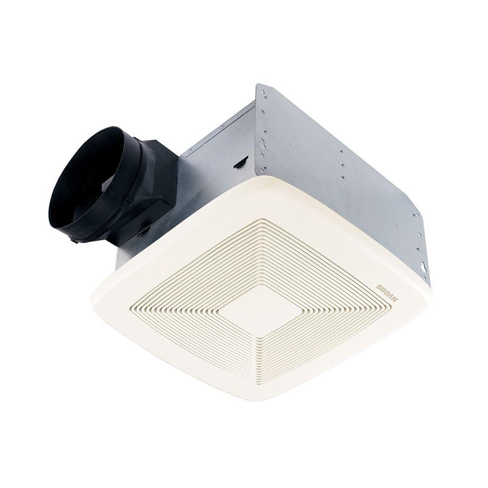 broan qtx series very quiet 110 cfm ceiling exhaust bath fan