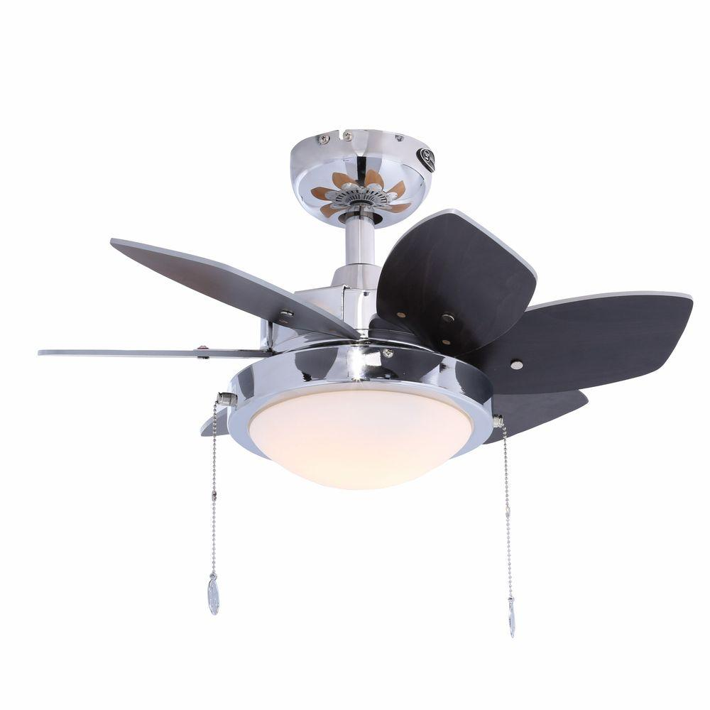 Westinghouse Quince 24 in Chrome Ceiling Fan7863100  The Home Depot