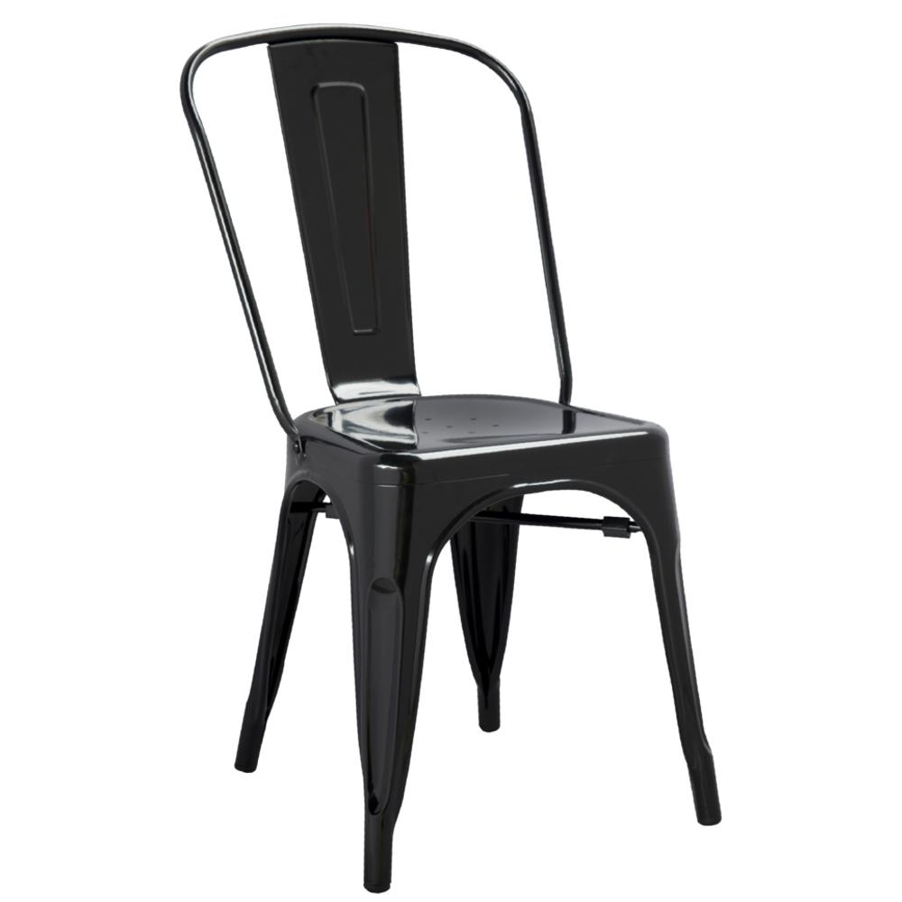 Famous Chair Black Talix Dining Chair