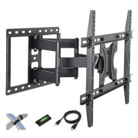 Loctek Full Motion TV Wall Mount Articulating TV Bracket ...