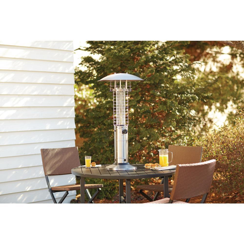 garden treasures gas patio heater