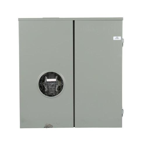 small resolution of 400 amp 4 space 4 circuit levery bypass meter main combination with and ringless