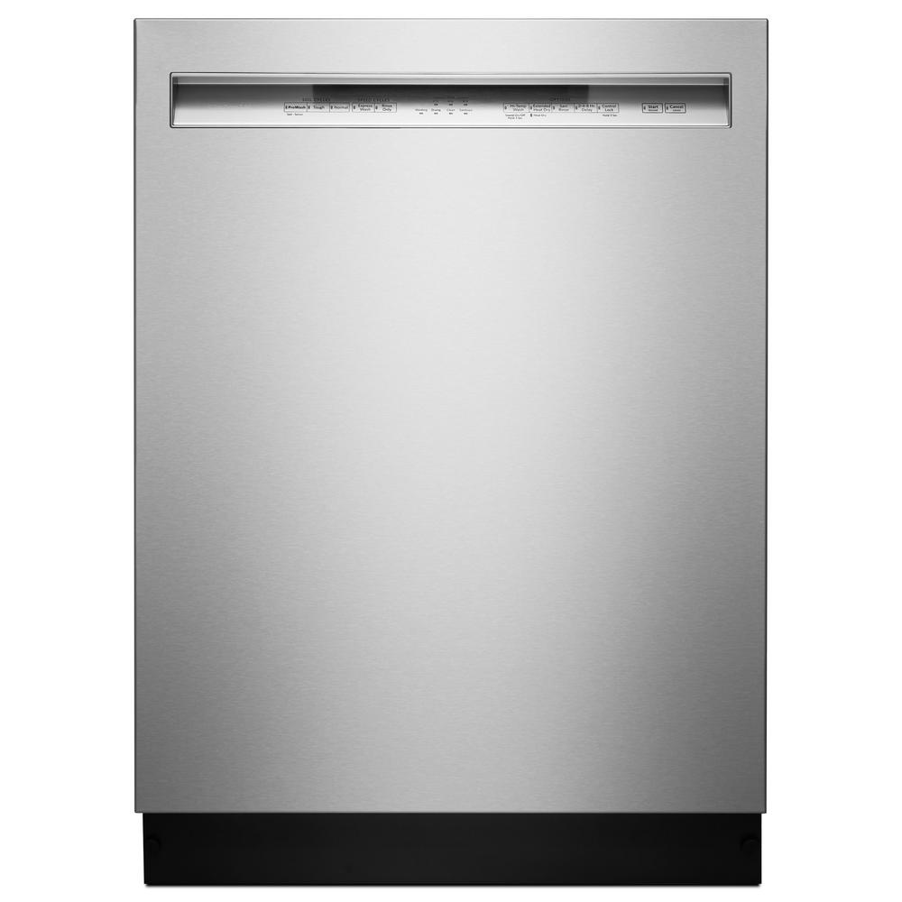 kitchen air spongebob kitchenaid front control built in tall tub dishwasher printshield stainless with prowash 46 dba