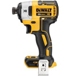 dewalt 20 volt max xr lithium ion cordless brushless 3 speed 1  [ 1000 x 1000 Pixel ]