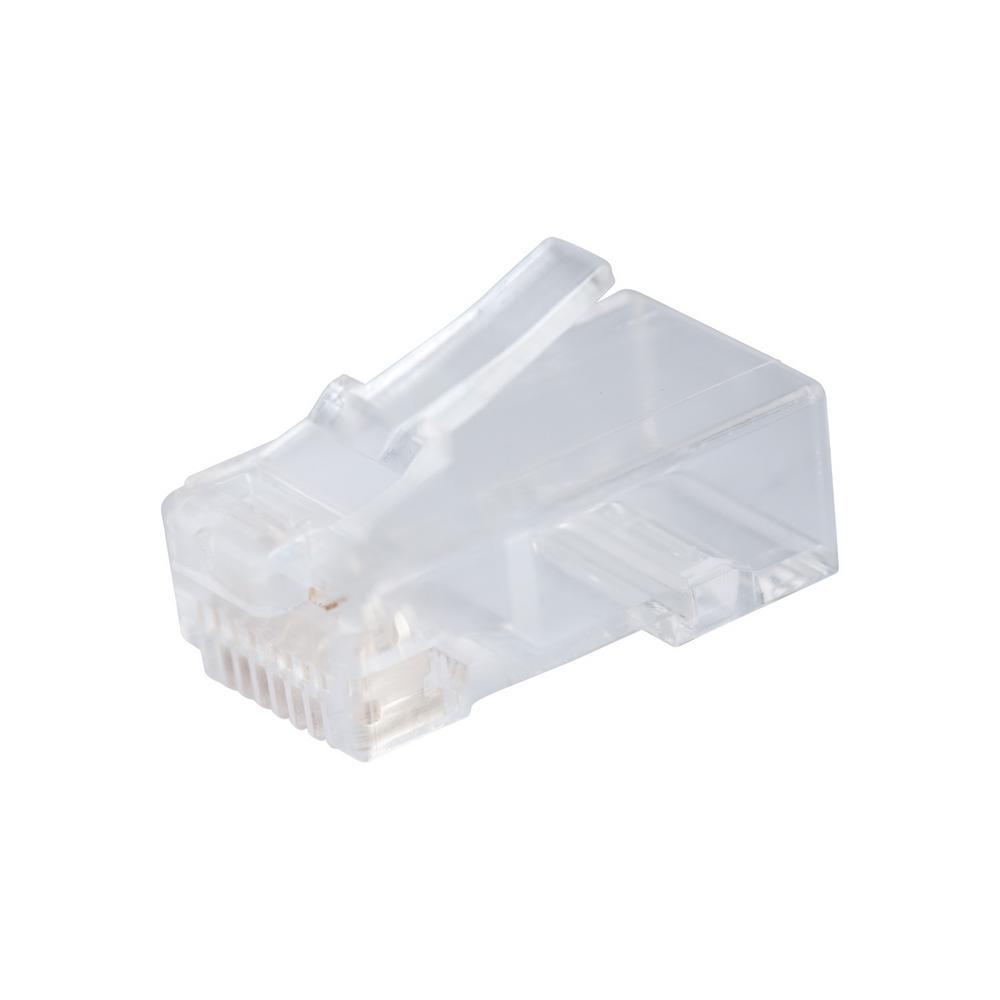 medium resolution of gardner bender rj 45 cat 6 modular plug 8 position 8
