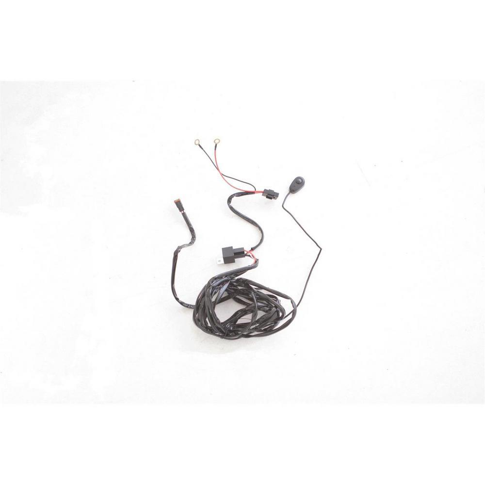 medium resolution of bull bar light kit wiring harness