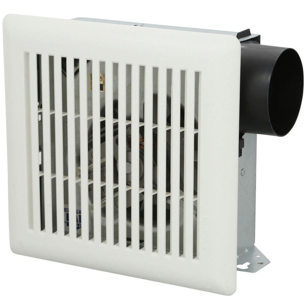 NuTone 50 CFM Wall/Ceiling Mount Exhaust Bath Fan