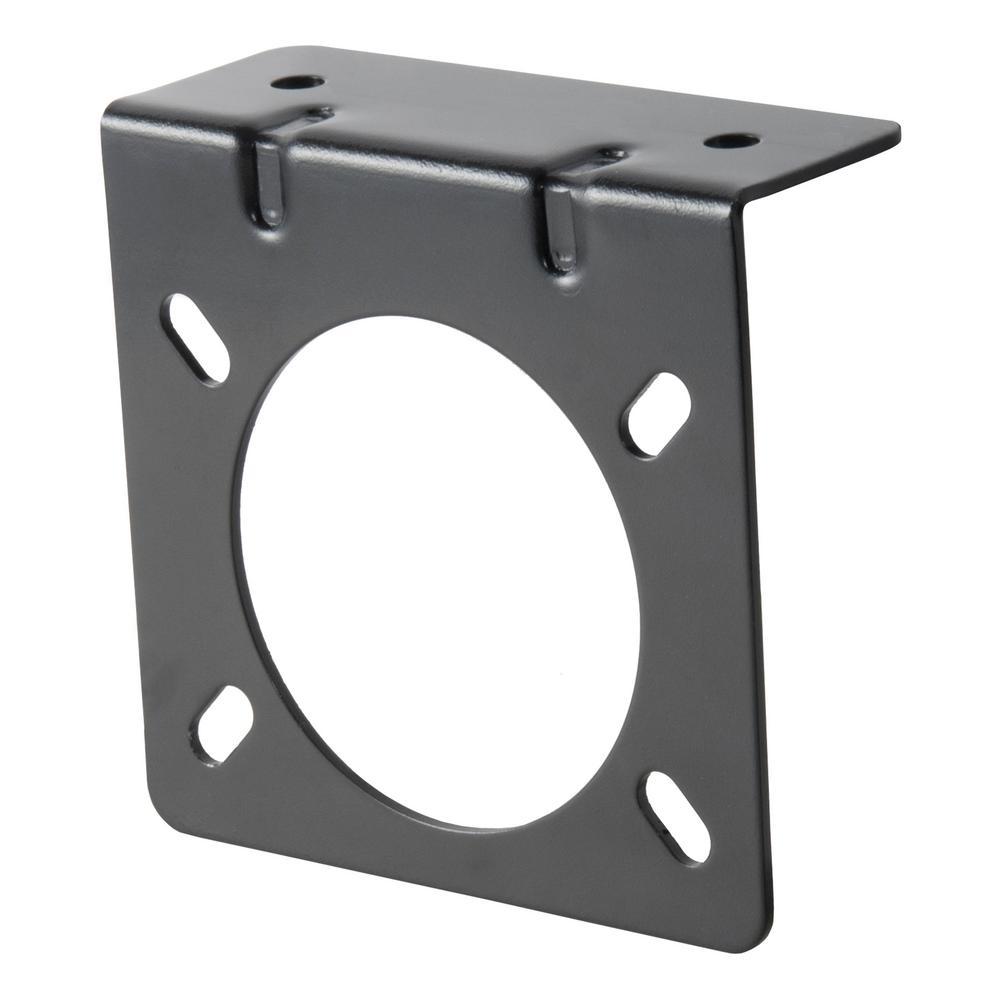 medium resolution of connector mounting bracket for 7 way uscar socket
