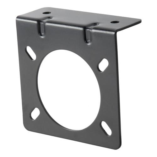 small resolution of connector mounting bracket for 7 way uscar socket