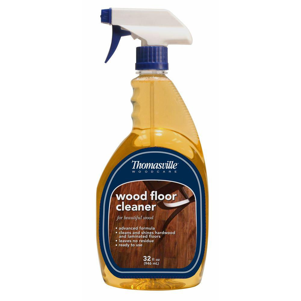 Thomasville 32 oz Wood Floor Cleaner100018T  The Home Depot