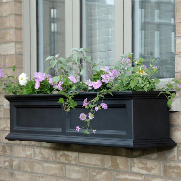 Lowe's Window Boxes Planters