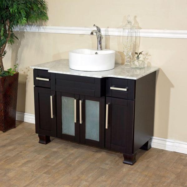 Bathroom Vanities with Vessel Sinks