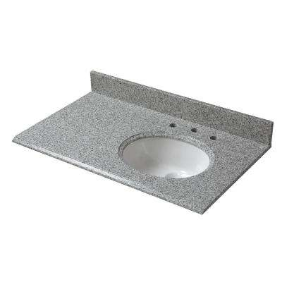 Cahaba Sink On Right Side Bathroom Vanities Bath The Home Depot