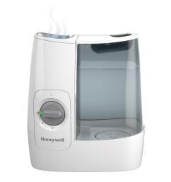 honeywell 1 gal filter free warm mist humidifier [ 1000 x 1000 Pixel ]