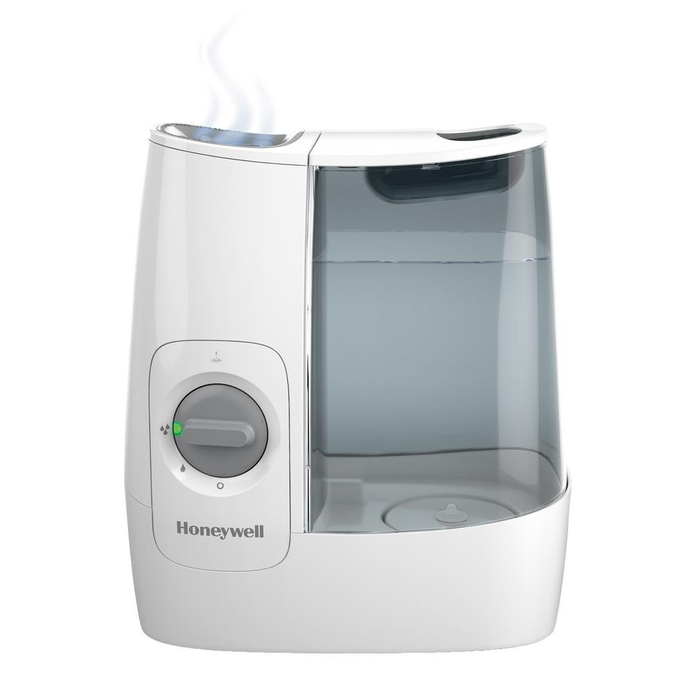 hight resolution of honeywell 1 gal filter free warm mist humidifier