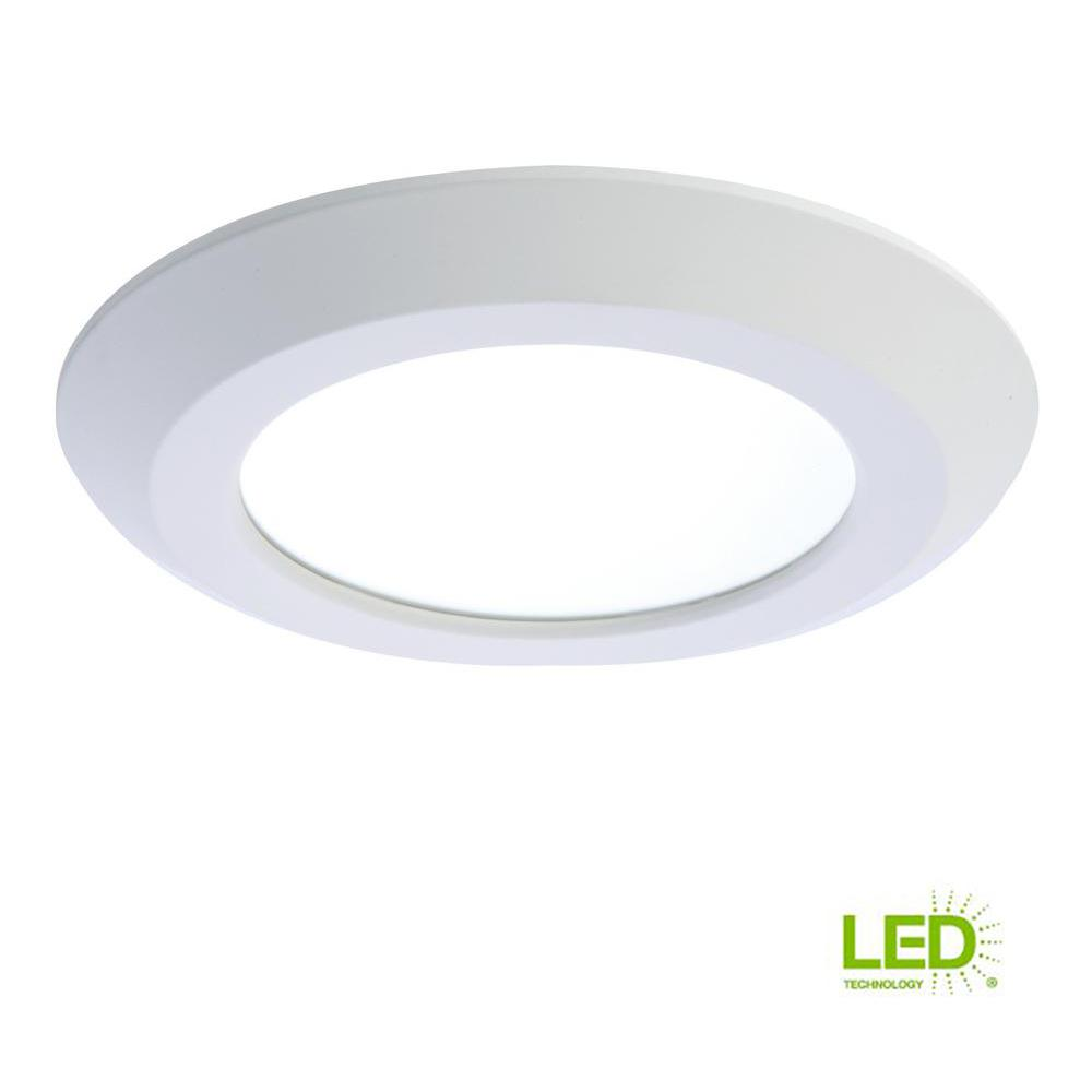 medium resolution of halo sld 5 in and 6 in white integrated led recessed retrofit ceiling mount