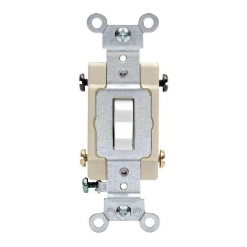 small resolution of leviton 20 amp 4 way preferred toggle switch white