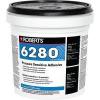 Roberts 6280 1 Gal. Pressure Sensitive Carpet and Vinyl ...