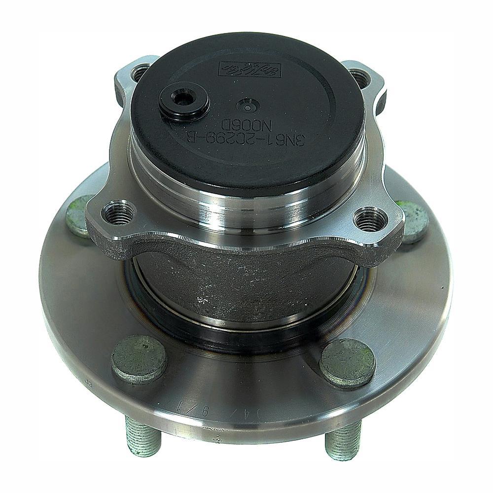 medium resolution of rear wheel bearing and hub assembly fits 2004 2008 mazda 3