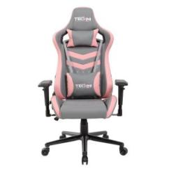 Desk Chair Pink Wicker Dining Chairs Indoor Uk Techni Sport Ts 83 Grey And Ergonomic Executive Gaming Internet 306840156