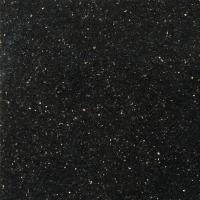 Black Galaxy Polished Granite Tile