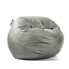 Big Joe Bean Bag Chair Folding By Regina Spektor Medium Fuf Shredded Ahhsome Foam Fog Lenox 0020658 The Home Depot