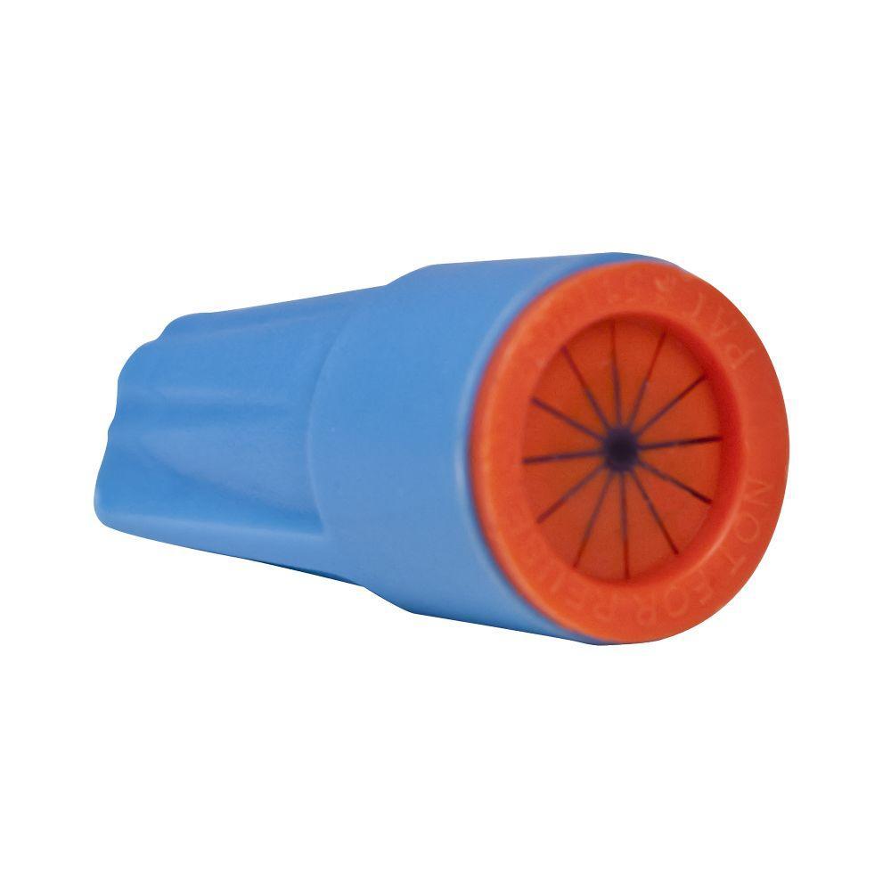 medium resolution of dryconn small waterproof wire connectors aqua orange 20 pack