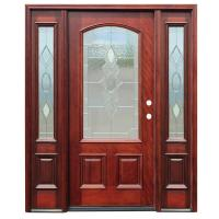 Pacific Entries 70in.x80in. Traditional 3/4 Arch Lite
