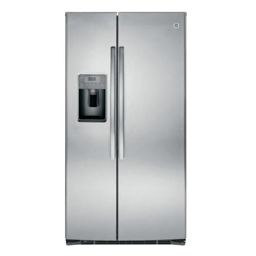 small resolution of  wiring diagram for ge ge 25 3 cu ft side by side refrigerator in stainless steel energyge 25 3