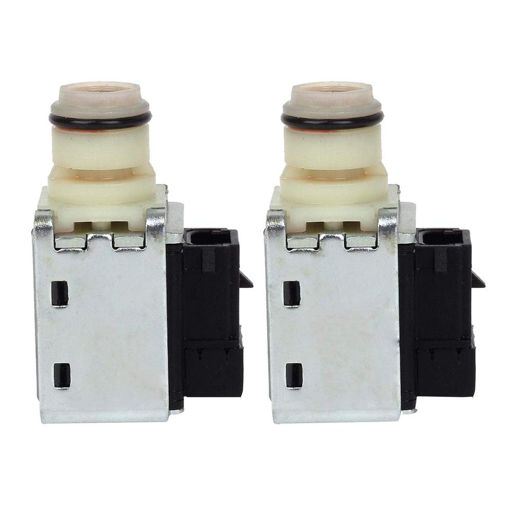 hight resolution of automatic transmission shift solenoid 1 2 3 4