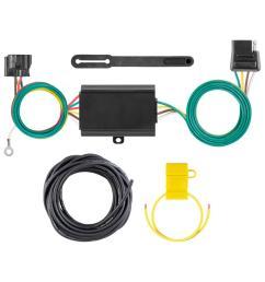 custom towed vehicle rv wiring harness add on [ 1000 x 1000 Pixel ]