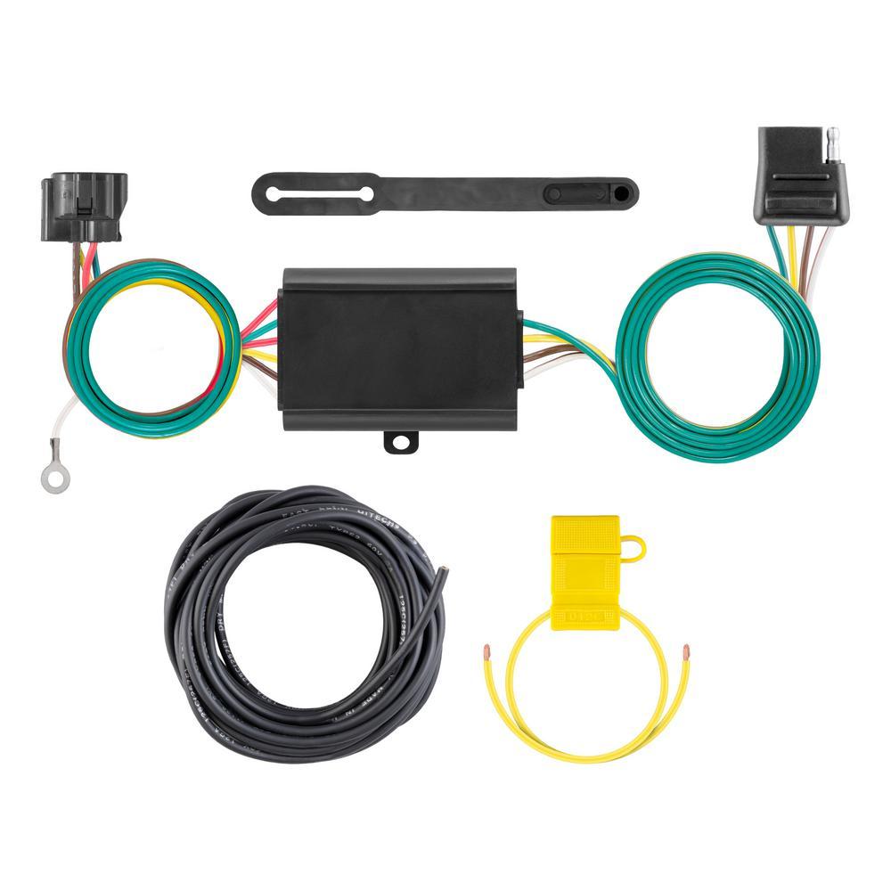 hight resolution of custom towed vehicle rv wiring harness add on