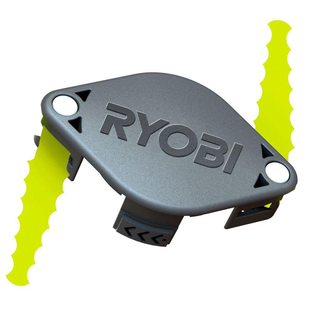 hight resolution of ryobi bladed trimmer head 2 pack