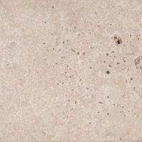 MS International Chiaro 6 in. x 6 in. Tumbled Travertine ...