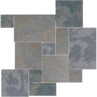 Daltile Natural Stone Collection Indian Multicolor ...
