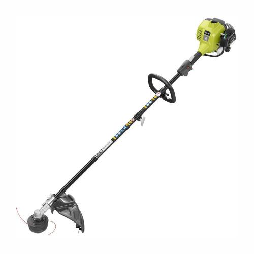 small resolution of ryobi 25cc 2 cycle attachment capable full crank straight gas shaft string trimmer