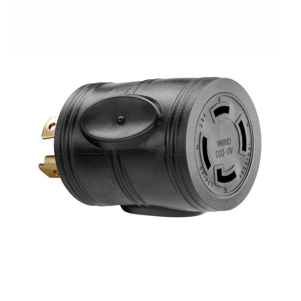 medium resolution of powerfit 20 amp 240 volt to 30 amp 240 volt outlet adapter