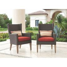 Home Decorators Collection Naples Brown -weather Wicker