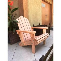 Unfinished Adirondack Chair Beach Chairs With Umbrella Attached Best Redwood Outdoor Natural