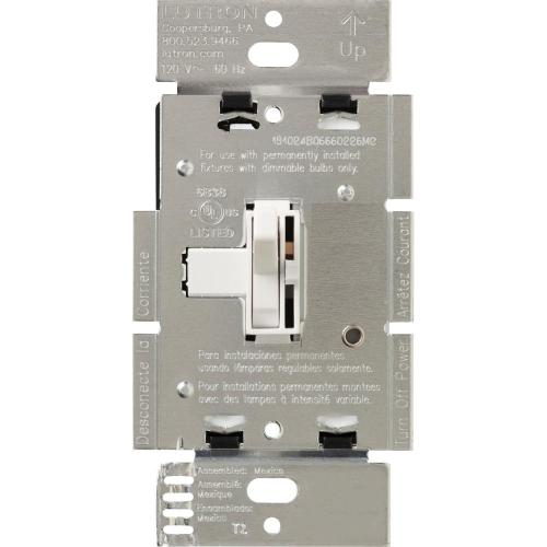 small resolution of lutron toggler 600 watt 3 way magnetic low voltage dimmer white
