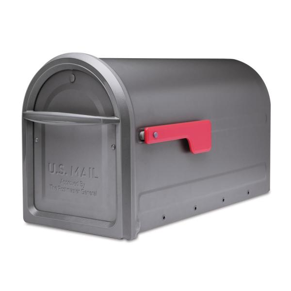 Post Mount Mailboxes Home Depot