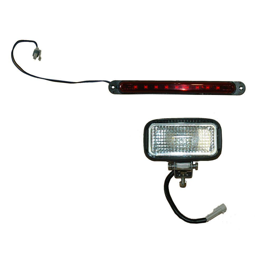 Meyer Rear Work Light Kit (Halogen Bulb) for the Meyer BL