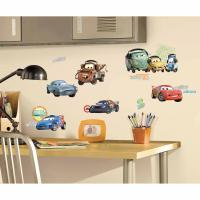 RoomMates Cars 2 Peel and Stick Wall Decals-RMK1583SCS ...