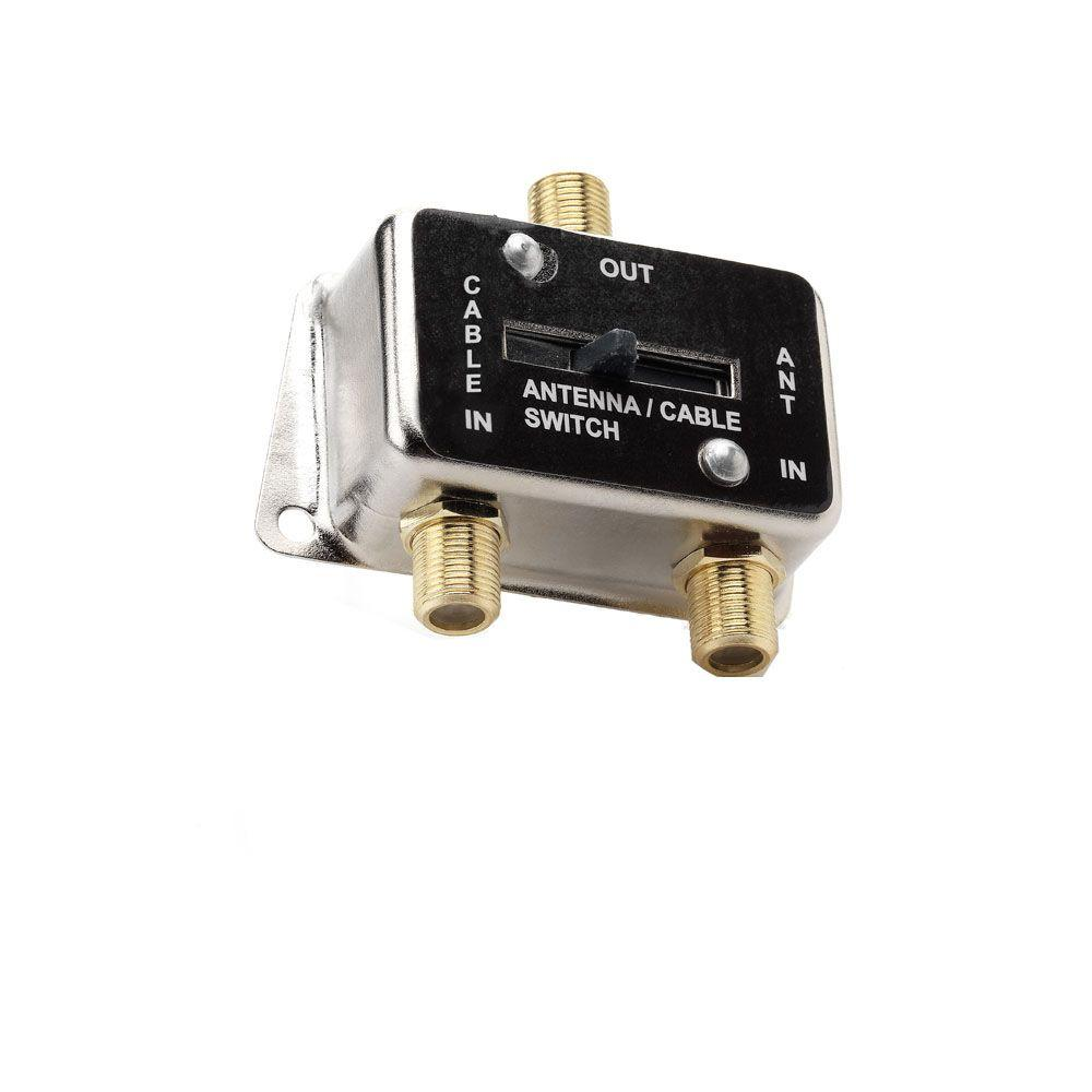 medium resolution of commercial electric coaxial a b switch