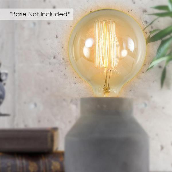 Edison Light Bulb Art